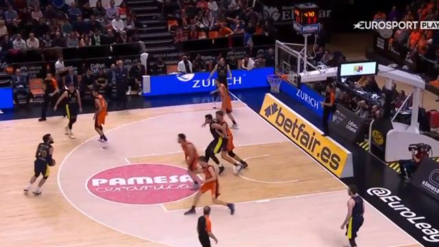 Highlights: Valencia Basket-Fenerbahce Dogus Istanbul 67-80