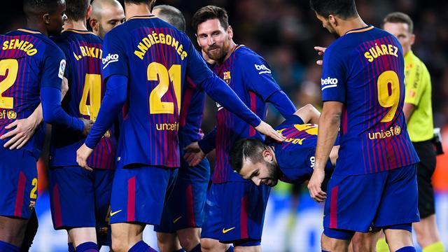 El renacer del mejor Jordi Alba