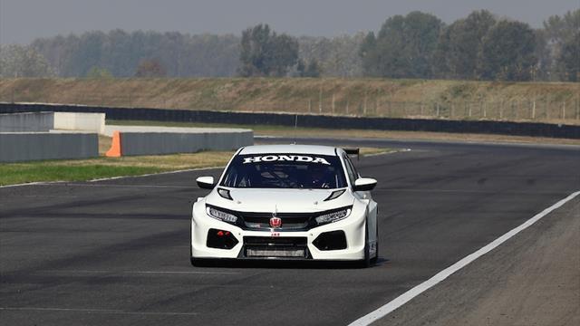 WTCR Honda set for 24-hour race run