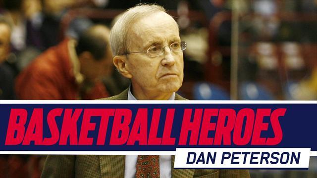 Basketball Heroes: Dan Peterson, il coach diventato leggenda in panchina e in tv