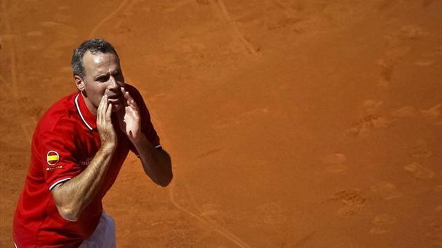 """Alex Corretja: """"Nadal y Federer son los grandes favoritos"""""""
