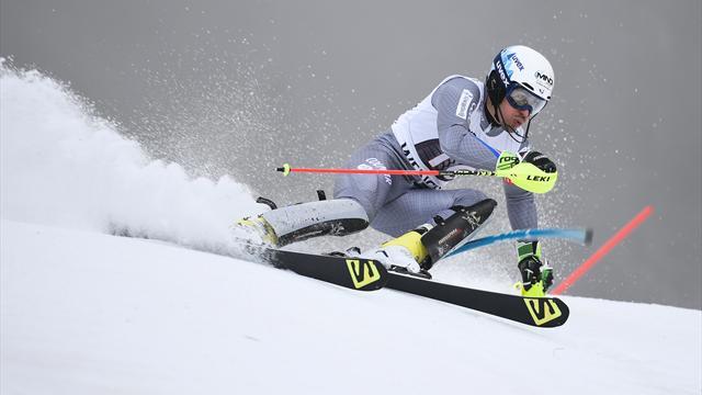 Déchaîné en slalom, Muffat-Jeandet a (enfin) touché le Graal : sa manche en vidéo