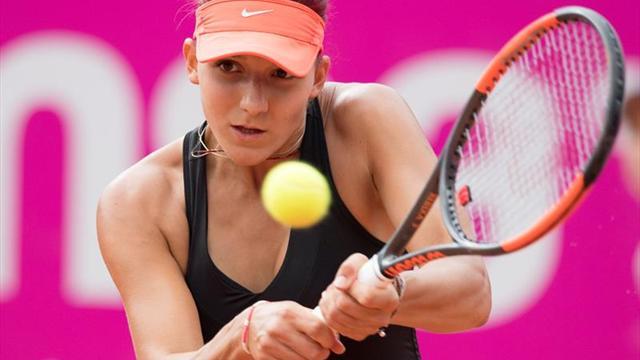 La tenista suiza Rebeka Masarova obtiene el derecho a jugar por España