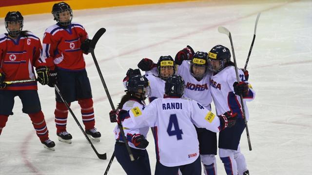 Le Coree si uniscono per PyeongChang? Si pensa a Nazionale unita per l'hockey su ghiaccio femminile