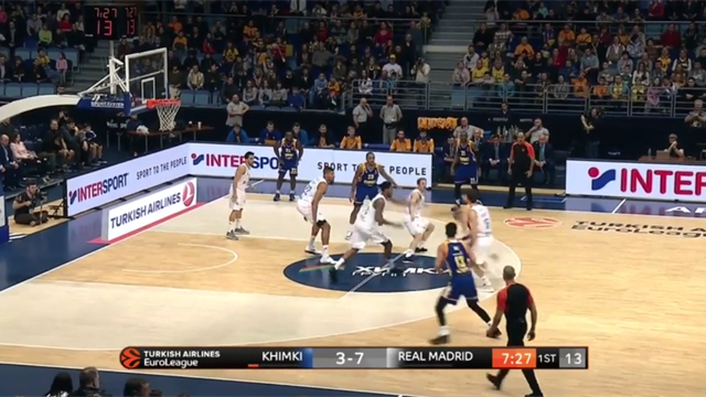 Highlights: Khimki Moscow 78-95 Real Madrid