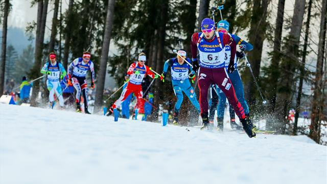 Norway back to winning ways in biathlon World Cup relay