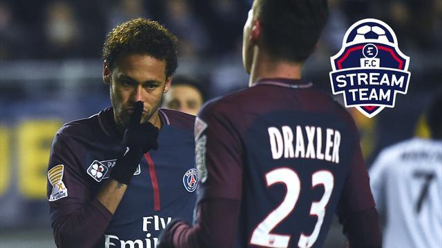 Neymar a-t-il fait un pas en arrière en signant au PSG ? Son cas divise