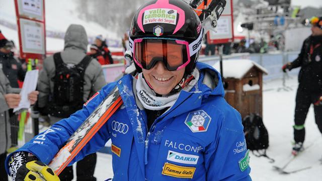 "Niente Olimpiadi per Elena Fanchini: ""Devo fermarmi per un tumore ma tornerò più forte"""