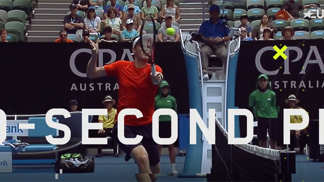 60-Second Pro: Volleying tips from Jamie Murray
