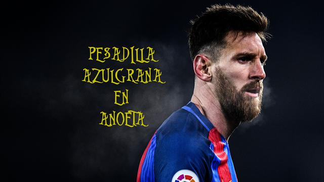 La maldición de Anoeta que el Barça quiere romper
