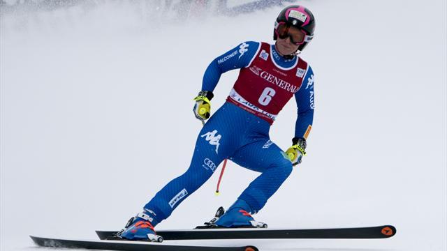 Tumorerkrankung: Skirennläuferin Fanchini verpasst Olympia