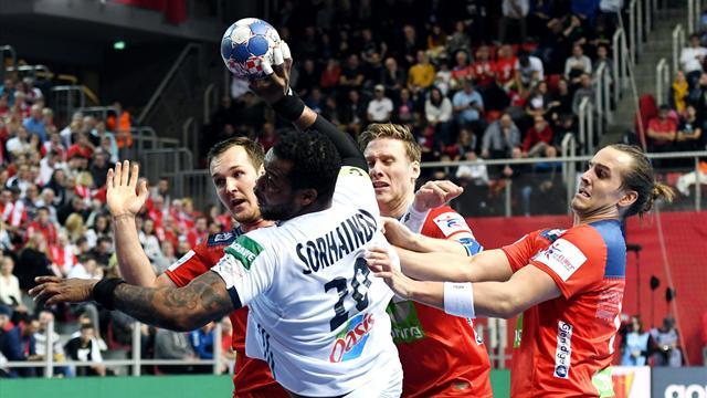 Handball / Euro2018 : La France réussit son entrée en battant la Norvège sur le fil