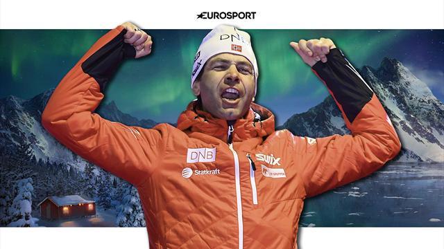 «Моя работа – отправить Уле-Айнара на пенсию». Олимпиада и Бьорндален должны быть вместе