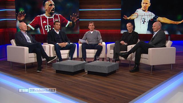 Der kicker.tv-Talk: Die komplette Sendung mit Ismael, Schlaudraff & Schnoor zum Rückrundenstart
