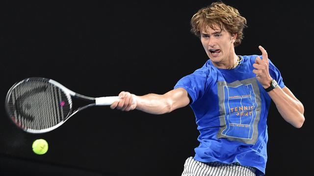"""Zverev: """"Brauchte Zeit, um mein Tennis in Ordnung zu bringen"""""""