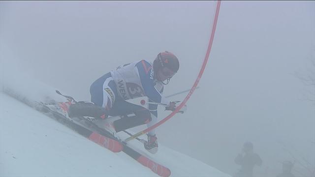 Слаломный подвиг Трихичева, который принес России первое серебро на мужских этапах Кубка мира