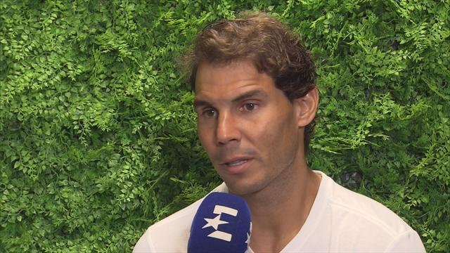 """Open de Australia 2018, Rafa Nadal: """"Estoy preparado, tengo ilusión y me siento bien"""""""