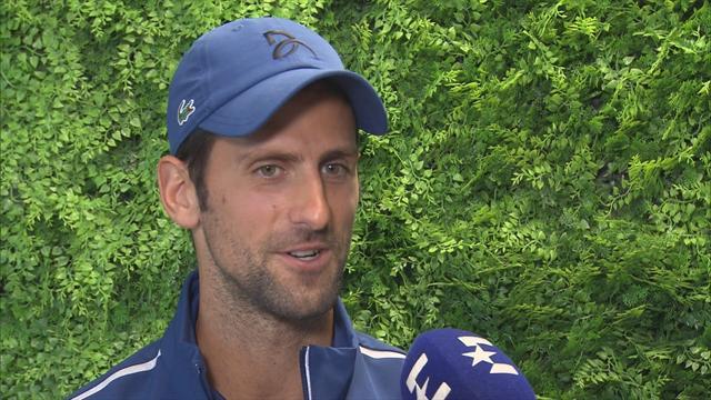 Djokovic: Elbow still isn't '100 per cent'