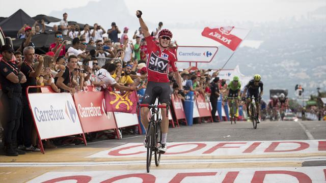 This year's Vuelta to be decided in the mountains