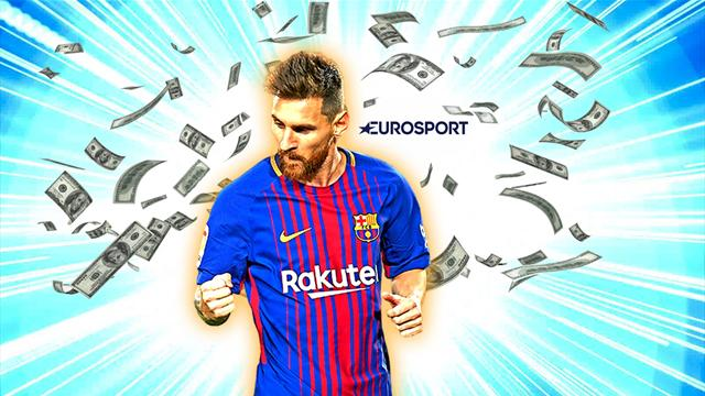 Euro Papers: Leaked - Messi earns €1.9 million per week