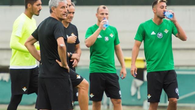 Betis derrota al Leganés y sigue acercándose a puestos europeos