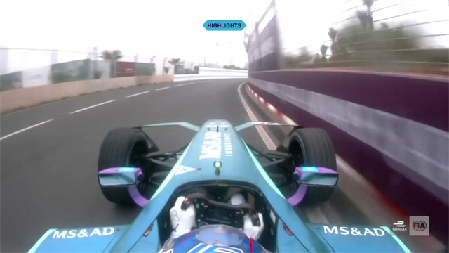 Formula E: Marrakesh ePrix qualifying highlights