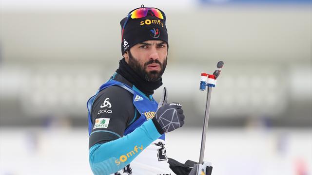 Biathlon: La Norvège remporte le relais masculin