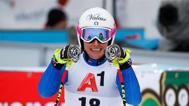 """Nadia Fanchini: """"Avevo creduto nel podio"""". Goggia: """"Non ho fatto correre gli sci"""""""
