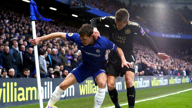Conte blames fatigue as Chelsea stumble against Leicester