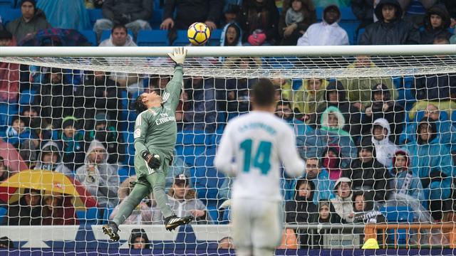 D'un subtil lob, Fornals a fait couler le Real Madrid chez lui