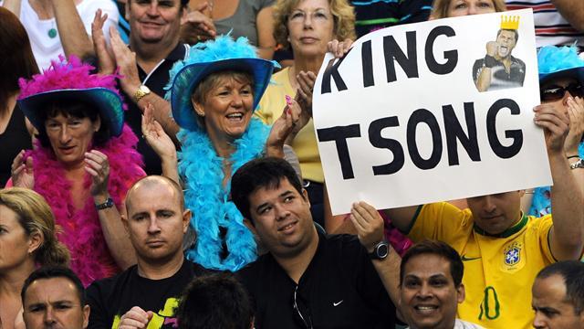 2008, ou quand la tornade Tsonga a soufflé sur Melbourne