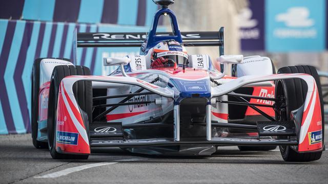 Formel E: Sieger Rosenqvist übernimmt Gesamtführung