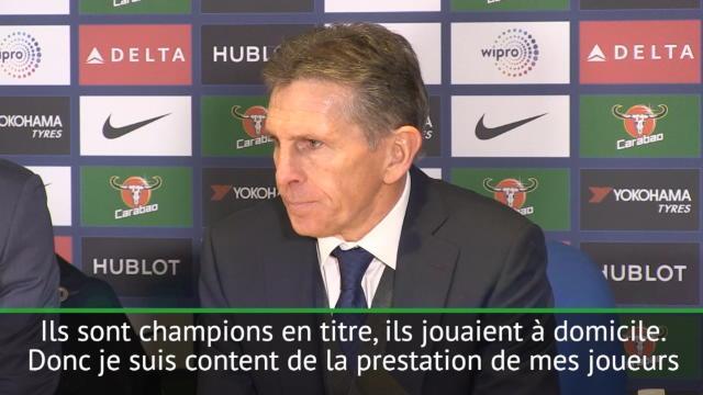 """23e j. -  Puel : """"Nous avons perdu deux points"""""""