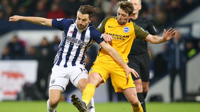Albion's Rodriguez reported over comment to Brighton defender