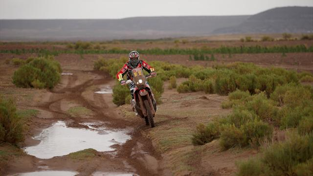 Dakar: Sebastien Loeb se despide de la competencia