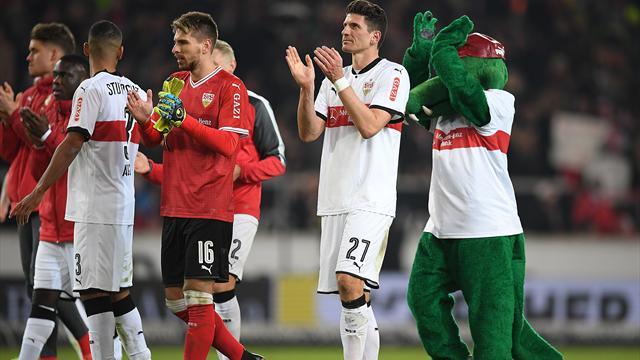 """Rückkehrer Gomez bringt dem VfB das Glück zurück: """"Ein Sieg des Willens"""""""