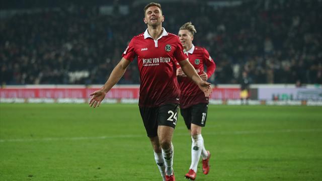 Dank Füllkrug-Hattrick: 96 dreht Spiel gegen Mainz 05
