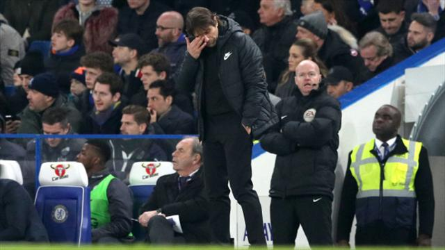 Courtois slams Chelsea fans after Leicester draw