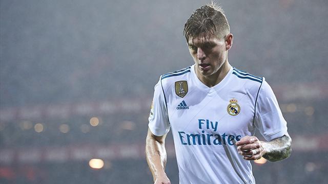 Zidane pone excusas, mientras Kroos ve la realidad