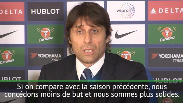 """23e j. - Conte : """"Les problèmes offensifs ne viennent pas seulement de Morata"""""""
