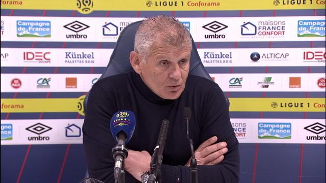 """FOOTBALL: Ligue 1: 20e j. - Garande : """"On est passé à côté de notre match"""""""