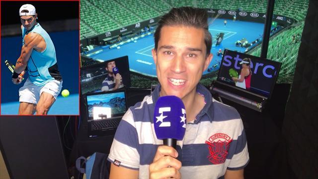 Vlog Arenas: Nadal, con buenas sensaciones, volverá a jugar con una camiseta sin mangas tras 8 años