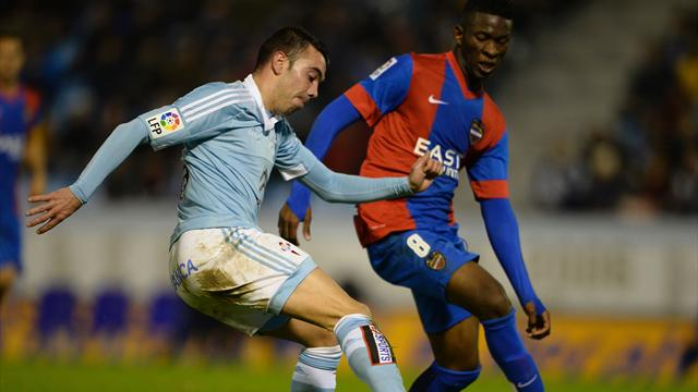 Aspas: I've done all I can to earn World Cup spot