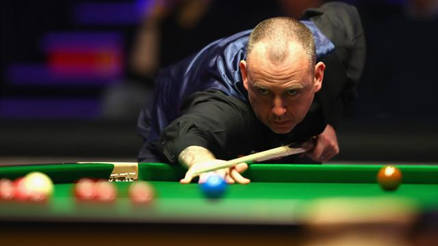 Williams hits back to beat Selby in Masters thriller
