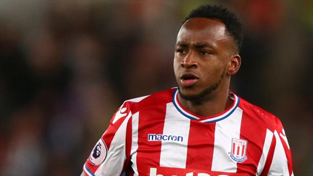 Saido Berahino turns up ready for Man United clash one day early