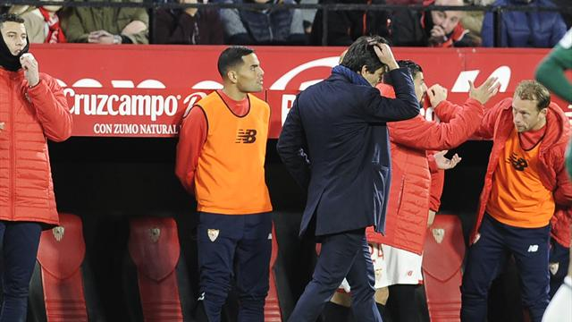 Liga, Alaves-Siviglia 1-0: Montella ancora ko!