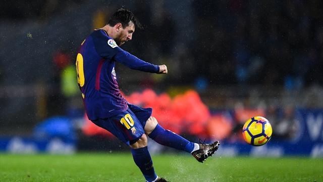 Barça – Getafe EN DIRECT