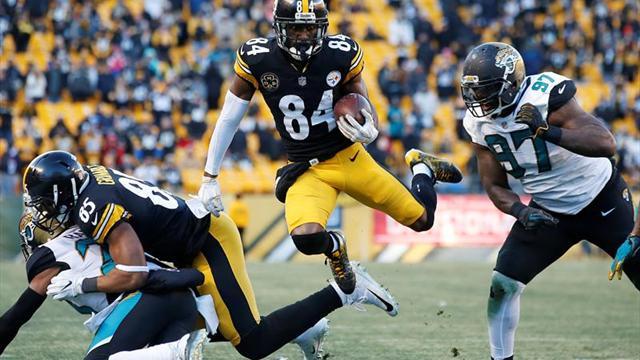 Jaguars sorprenden a Steelers y van a la final de la Americana