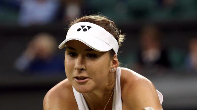 Australian Open 2018: Americans flop on day one