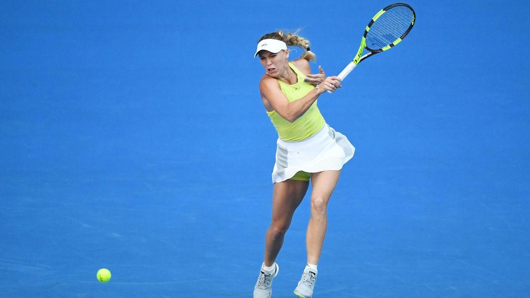Caroline Wozniacki numero 1 wta